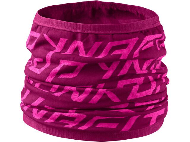Dynafit Performance Dryarn Scaldacollo tubolare, fluo pink
